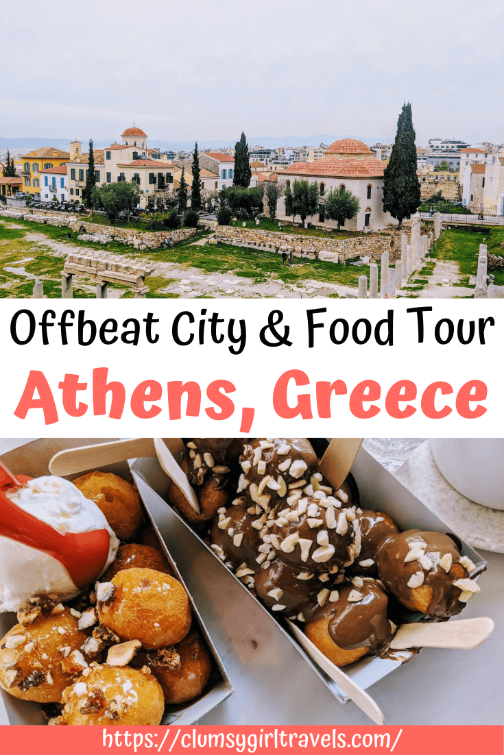 Athens, Greece has so much to do and this Athens city tour is the best place to start when it comes to exploring the city. Discover unique Athens food experiences, history and so much more!