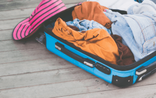 Are you an unorganized traveler? This list of products will help you improve your unorganizational ways for your next trip.