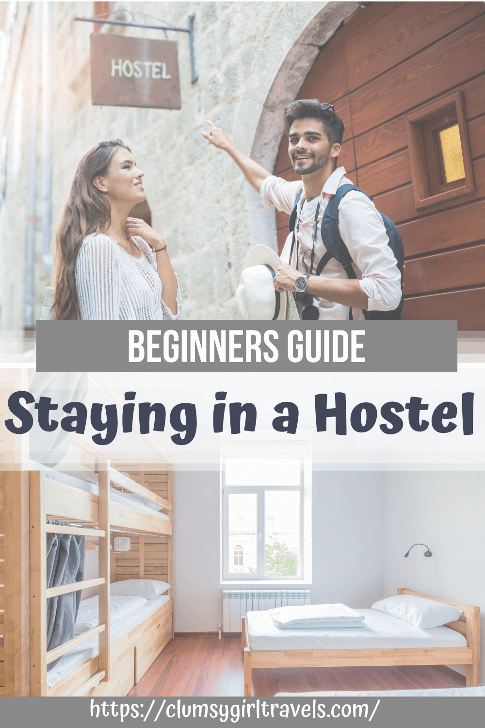 Discover what it's like staying in a hostel for the first time and why you should definitely do it, in this beginner's guide to staying in a hostel. #hostel #stayinginahostel #hostelife