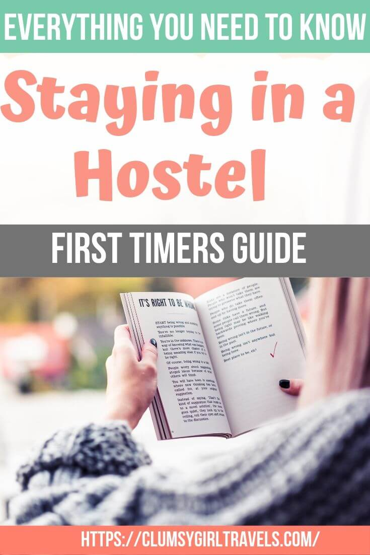 Have you decided to stay in a hostel for the first time or your next trip and don't really know whsat to expect or even if a hostel is right for you? This guide will answer all the questions you may have #travel #hostel #budgettravel