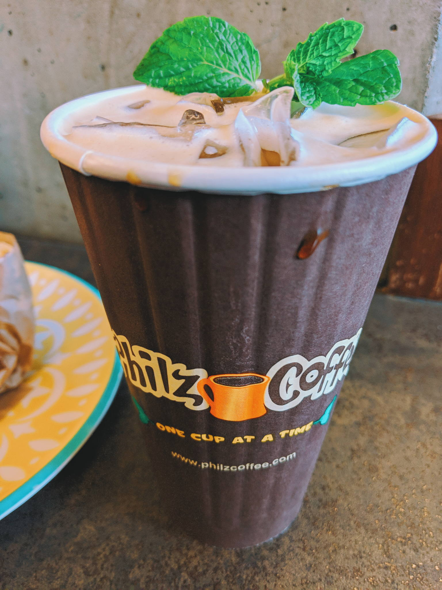 Philz Coffee santa monica
