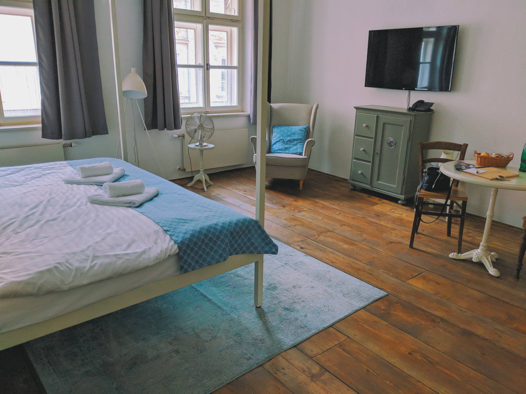 Staying at Ms Sophie's in Olomouc, Czech Republic: An Adorable Boutique Hotel 4