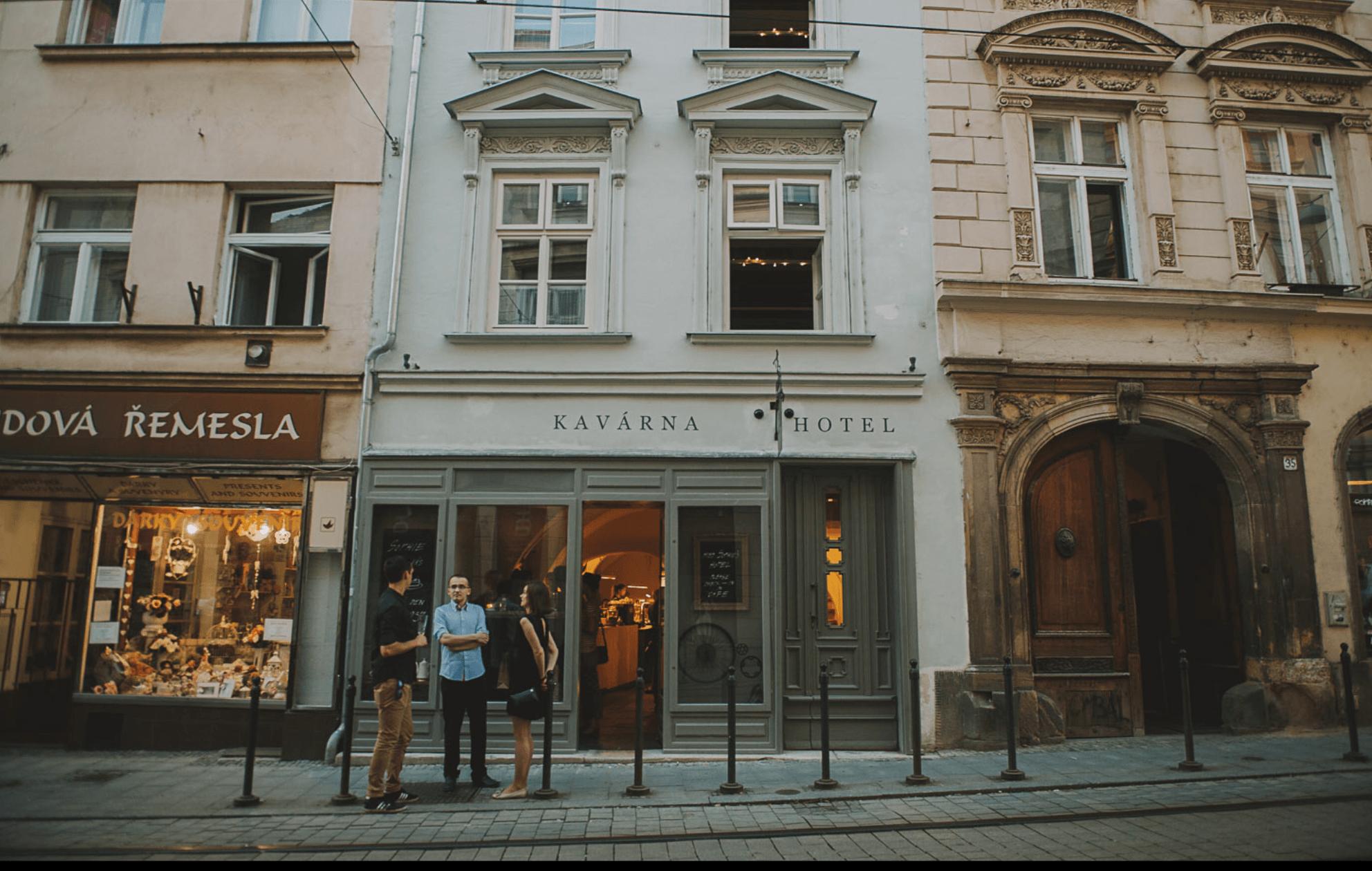 Ms Sophies, Olomouc