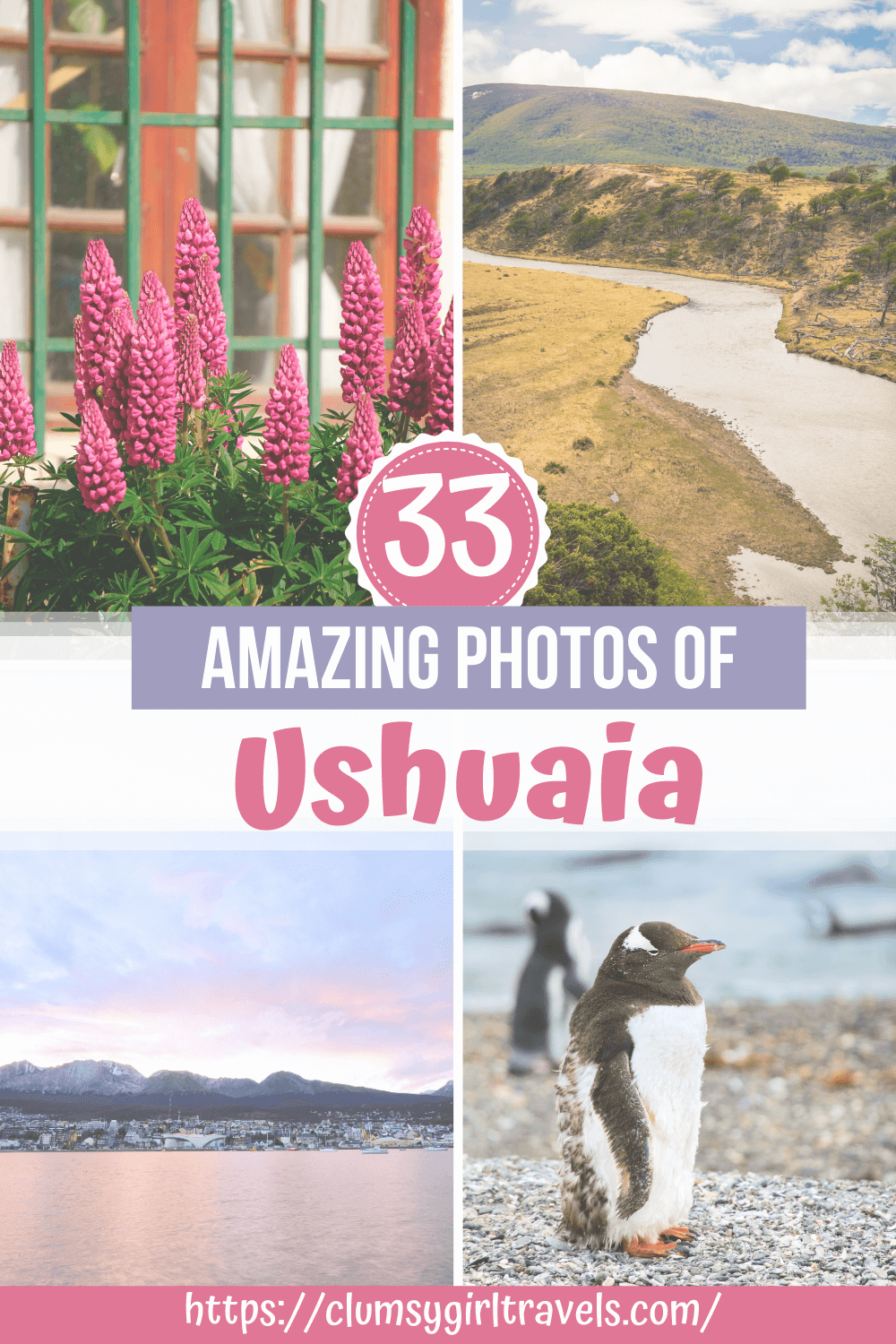 Ushuaia, Argentina is a must visit destination for those that love nature, seafood and penguins. check out this photo guide for Ushuaia, Argentina. #visitushuaia #ushuaiaargentina #visitargentina #photoguide #ushuaiaphotoguide