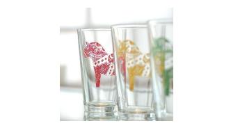 Dala shot glasses
