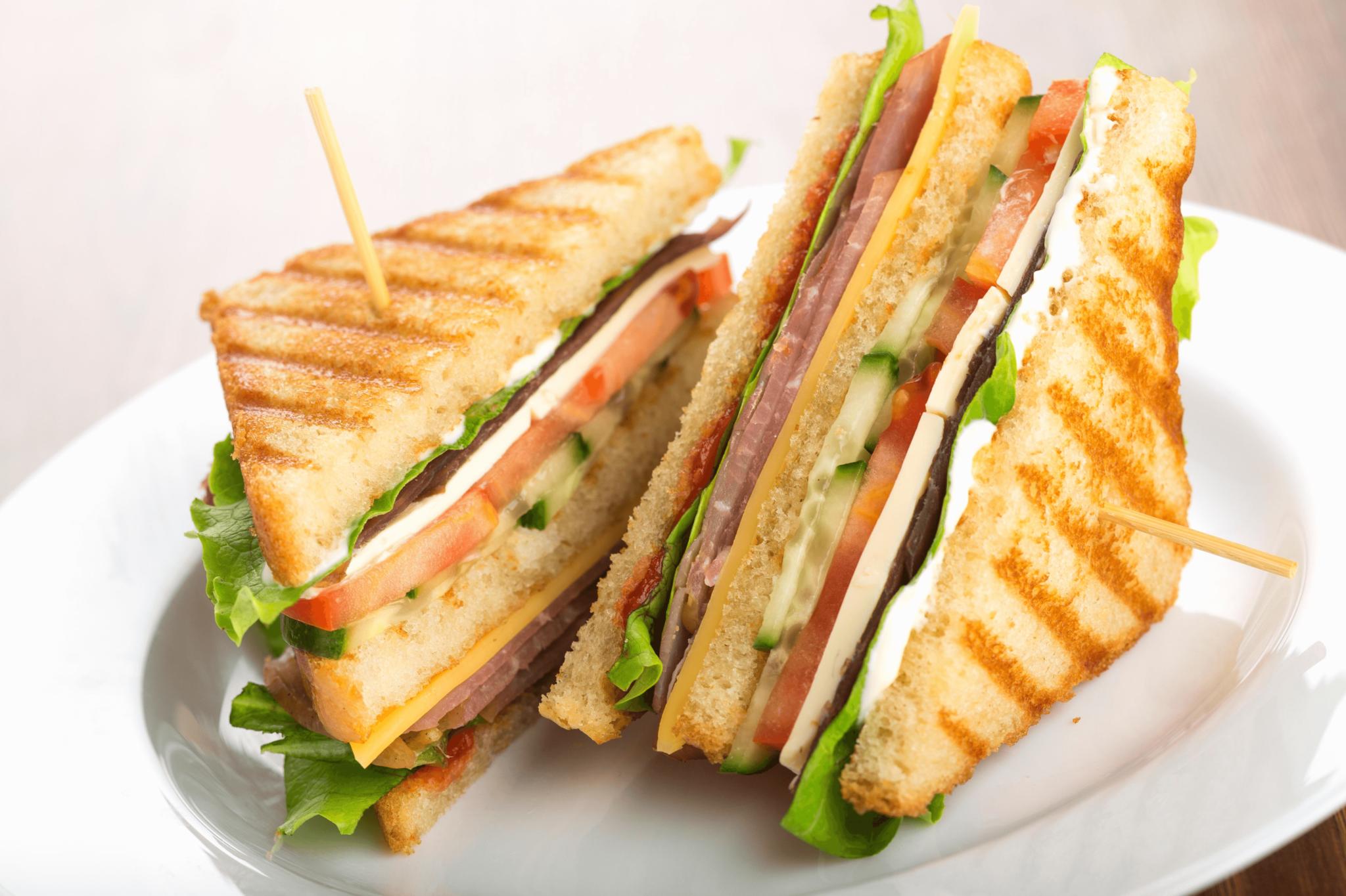 A Sandwich Masterclass with a Pro