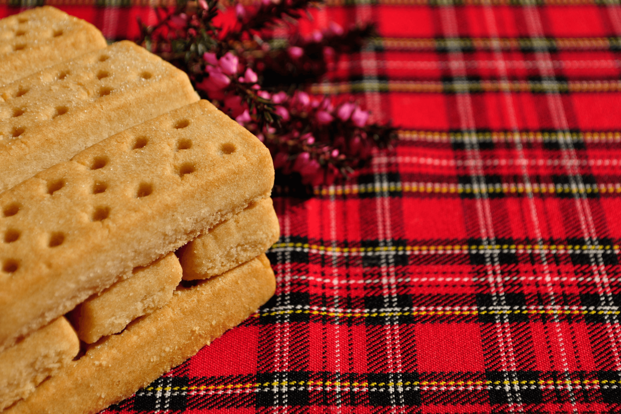 Scottish shortbread cooking class