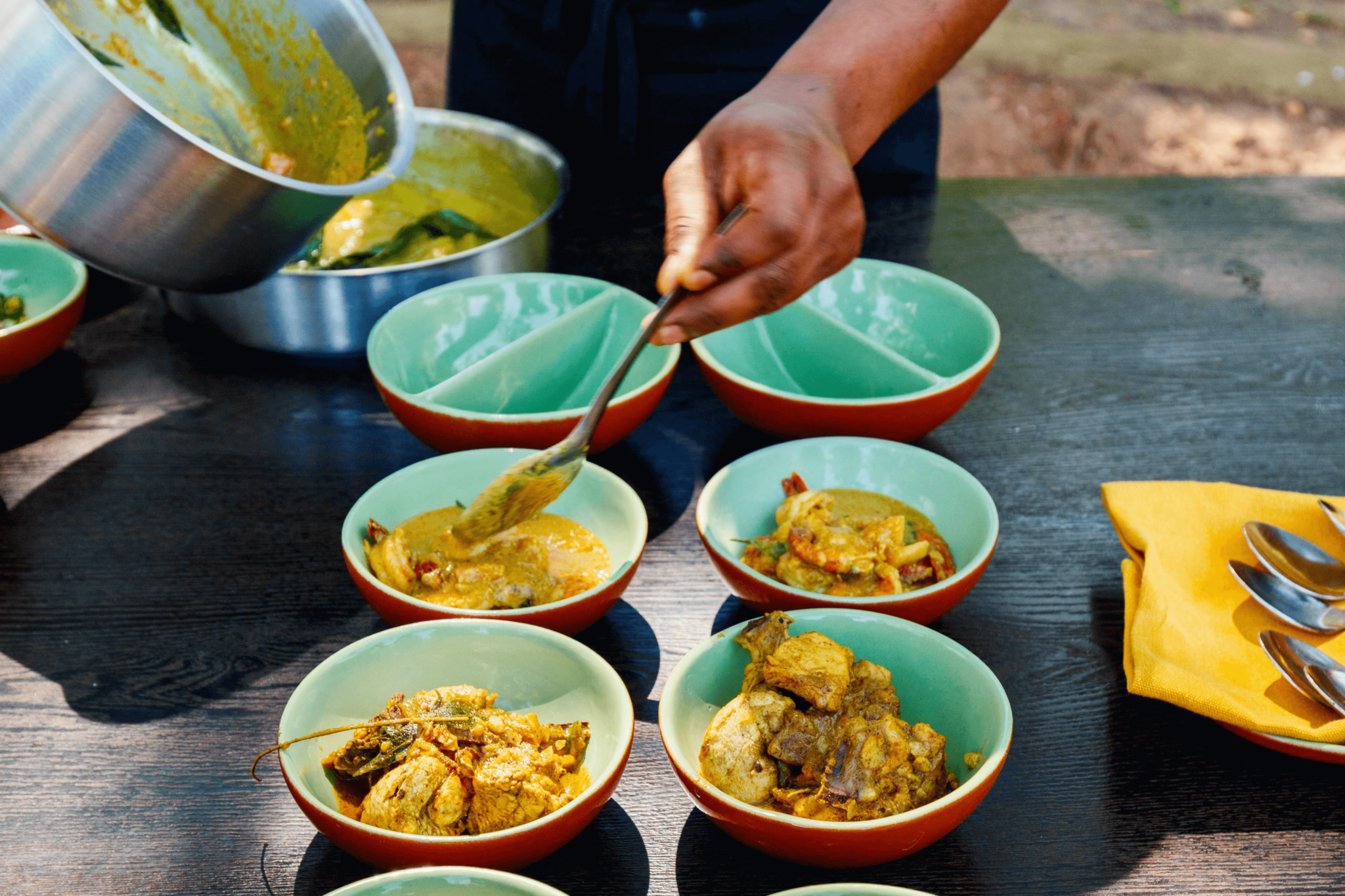Curry Cooking Class Live from Colombo