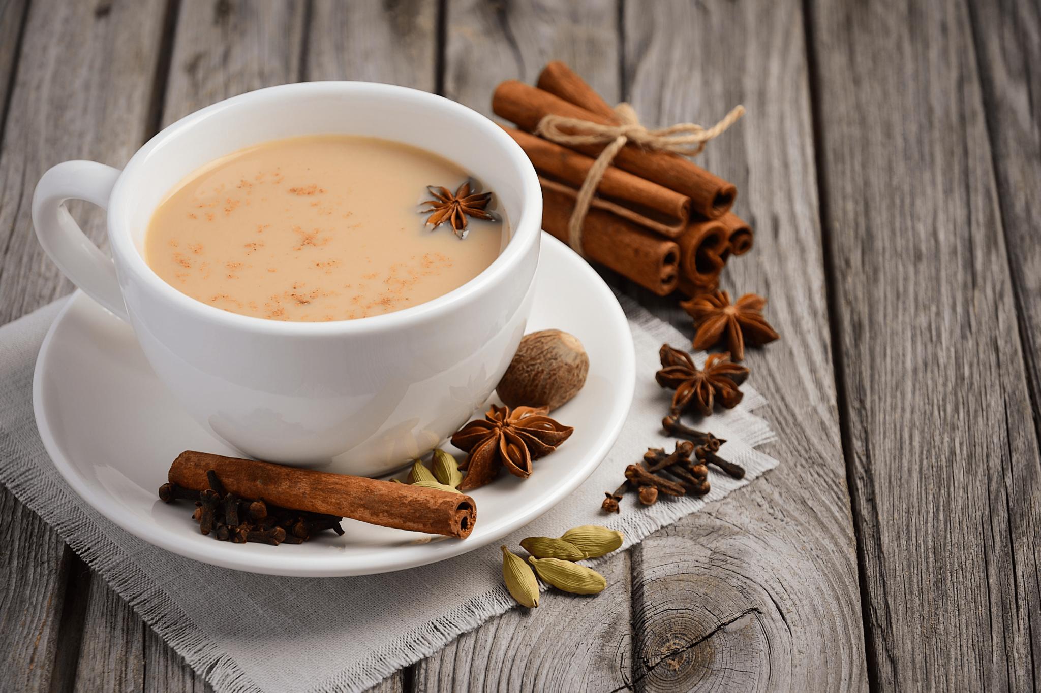 Chai Masterclass-Turmeric & Masala Chai
