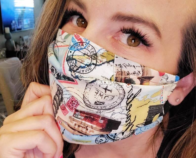 cute face masks