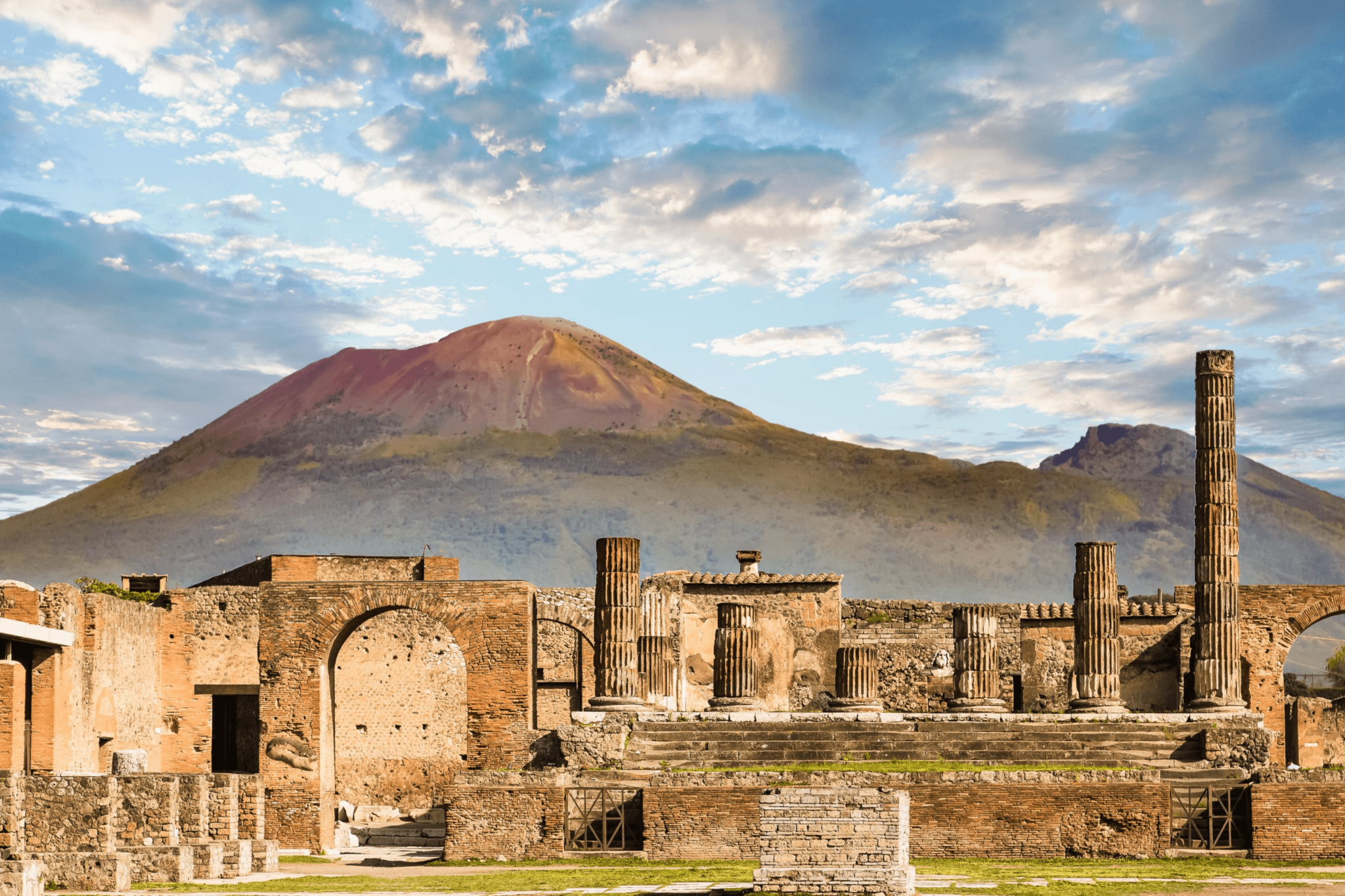 Tours from Home: Best of Pompeii