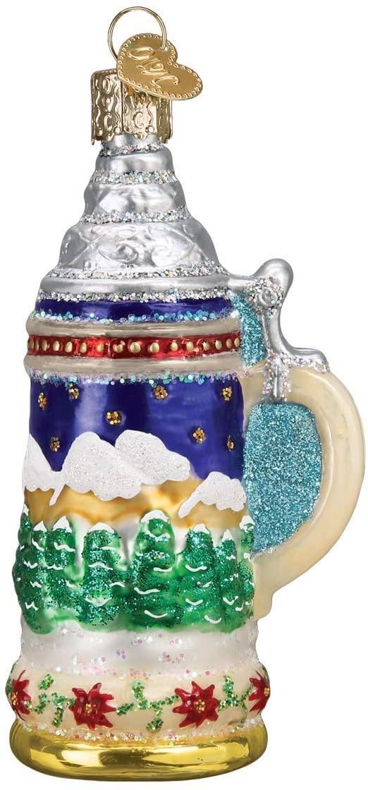 Christmas German Stein Ornament