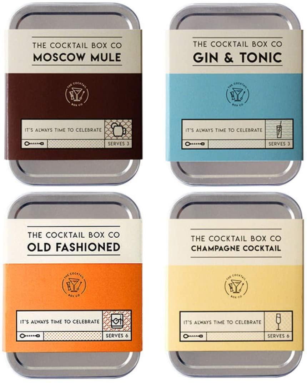 carryone cocktail mixing kit
