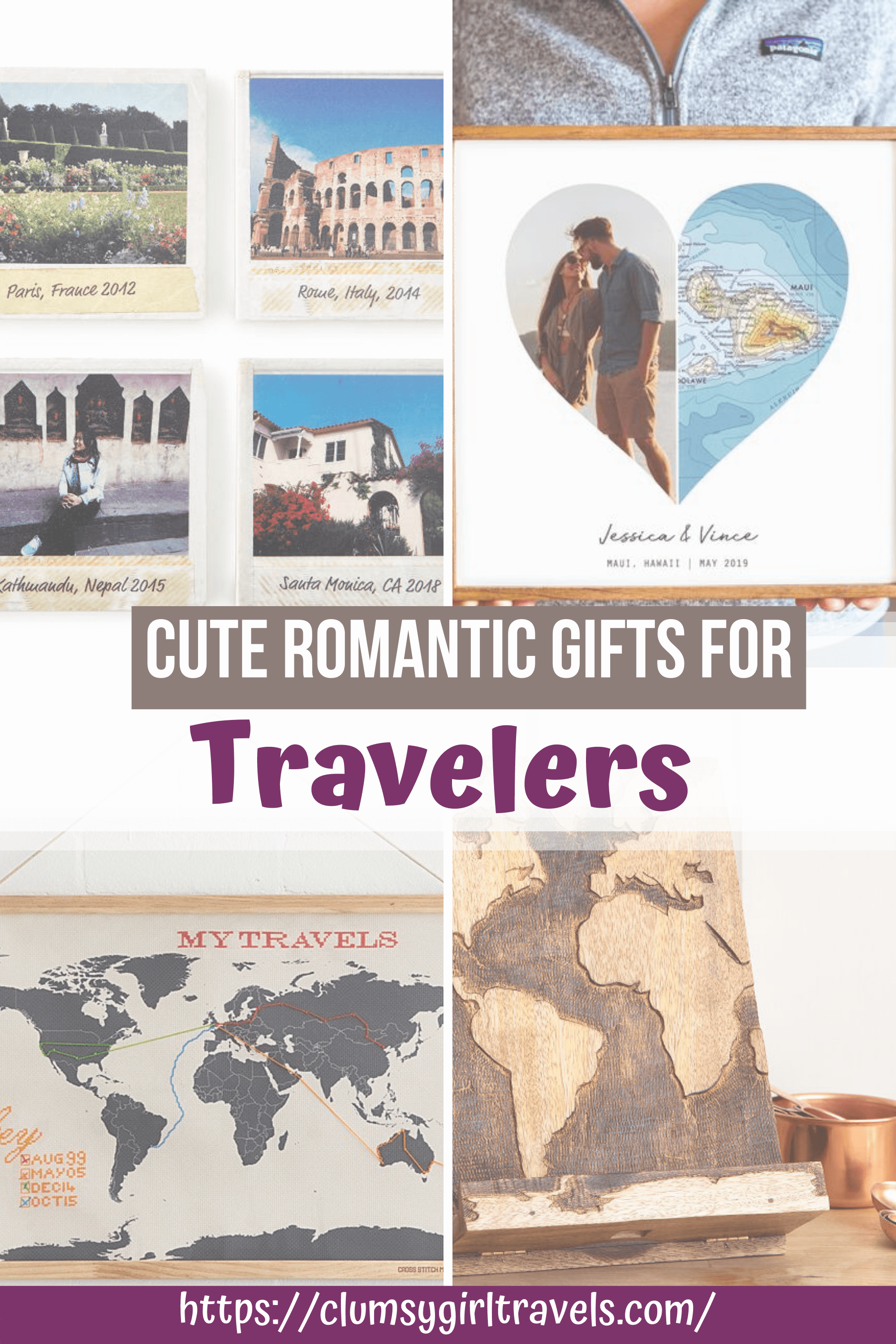 Get the perfect gift for your significant other with these valentines day gifts for travelers. You won't have to wonder what to buy.