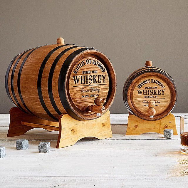 personalized whisky