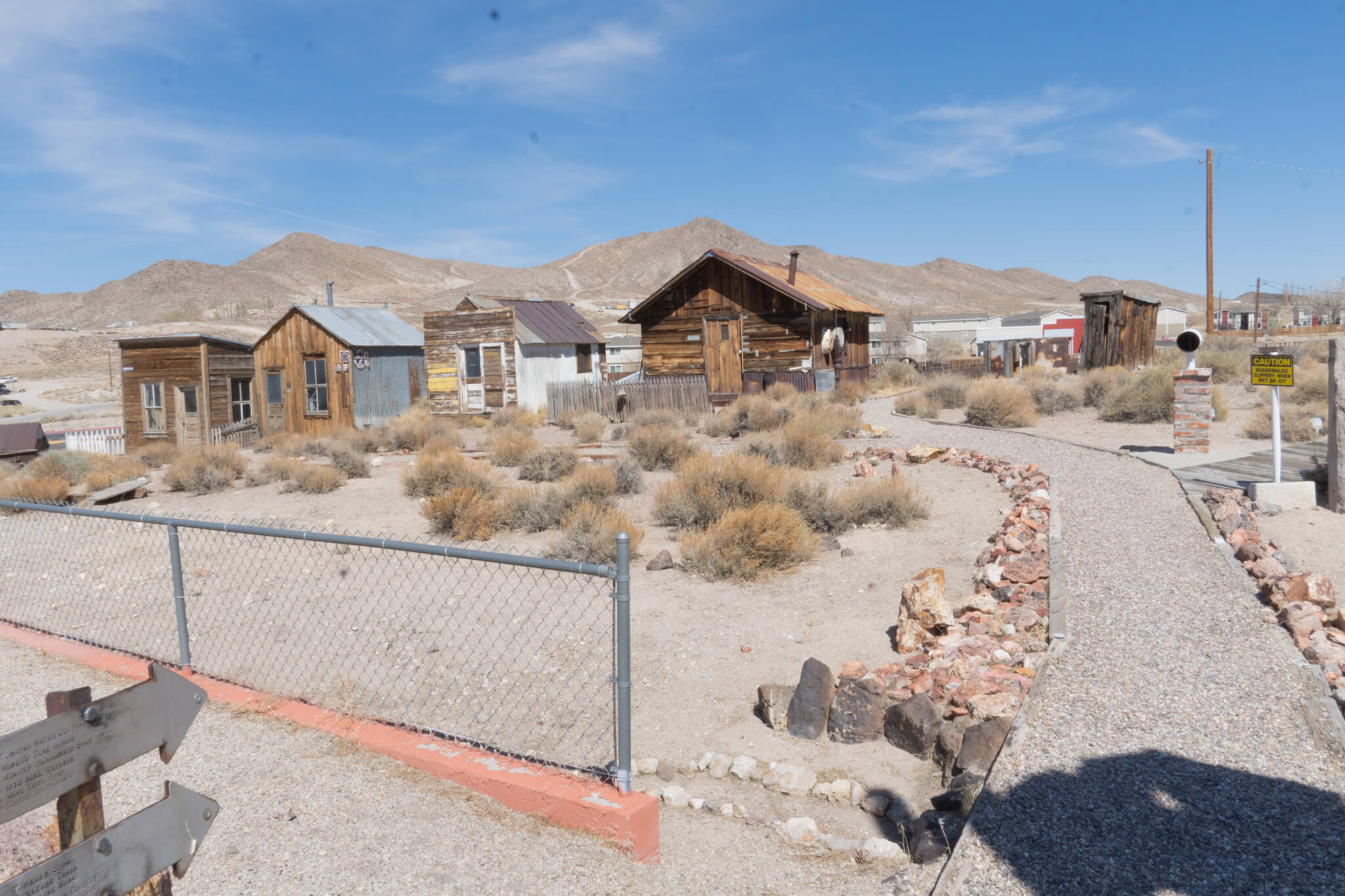 Things to do in Tonopah