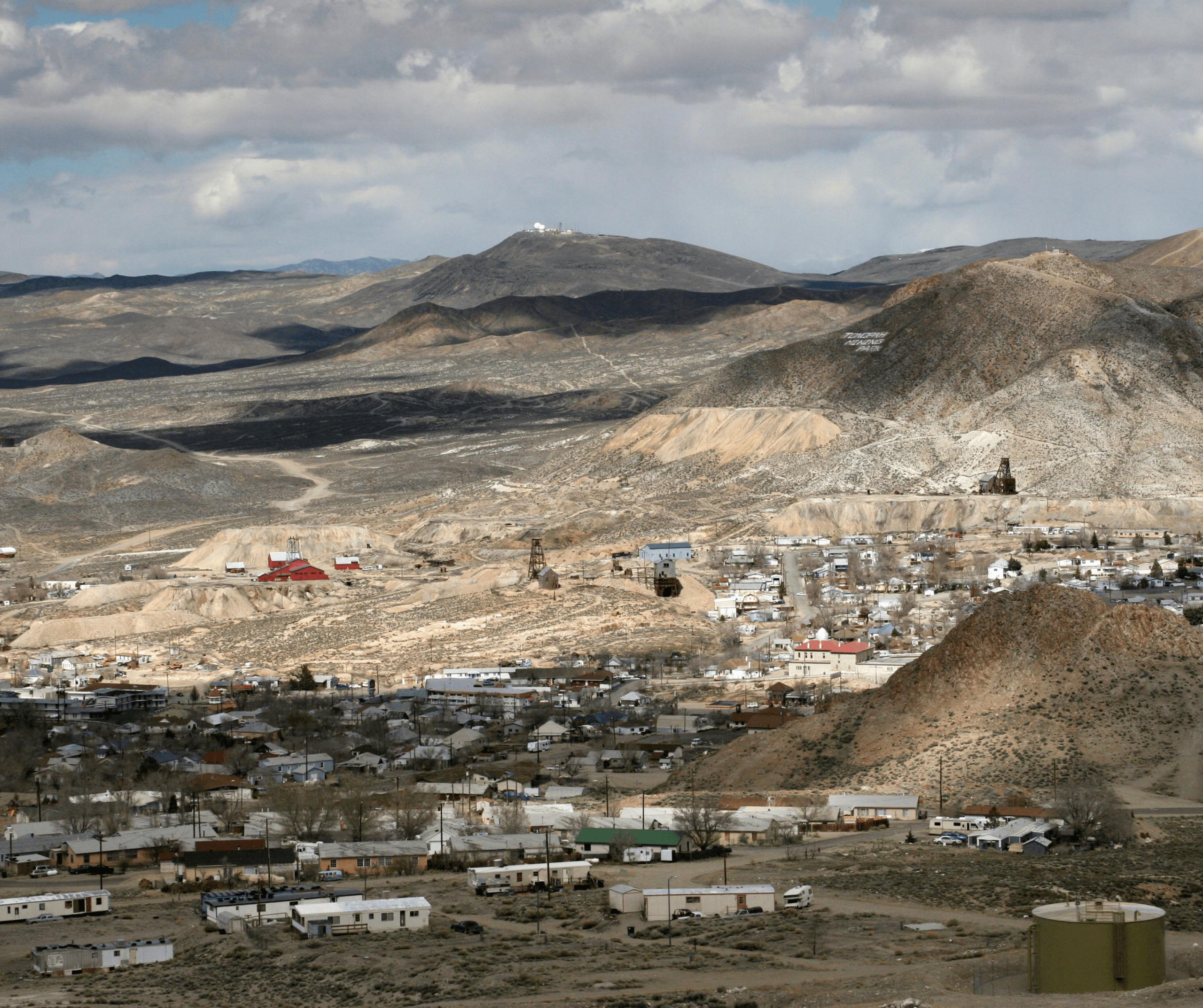 Things to do in Tonopah Nevada