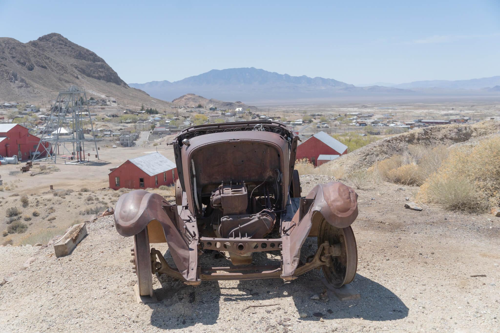 abandoned mining park