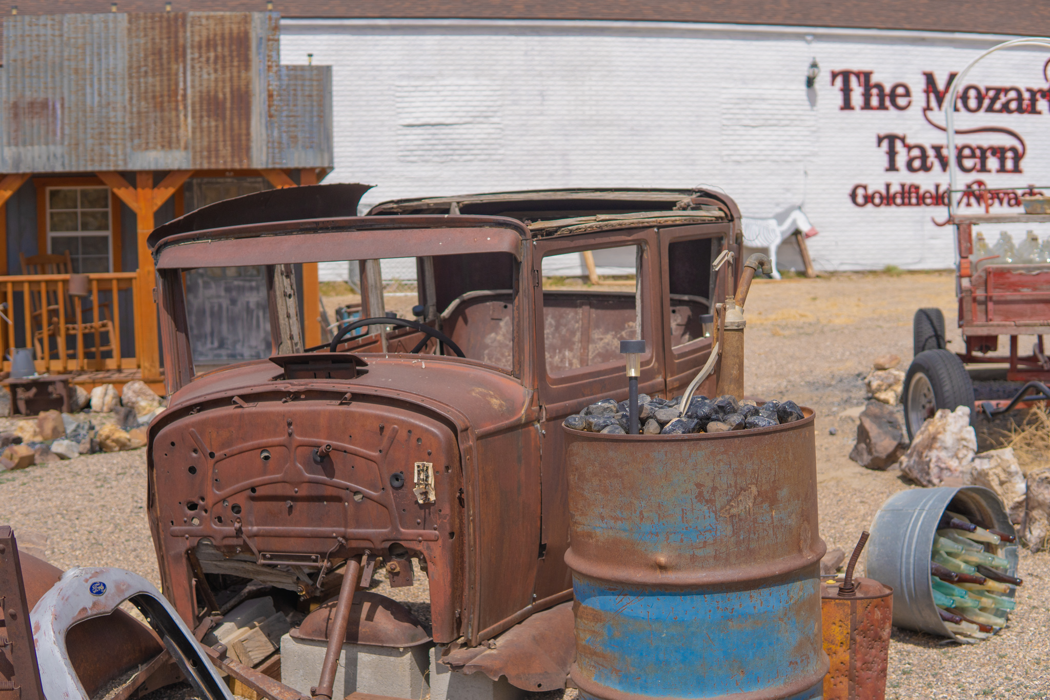 Goldfield Ghost Town