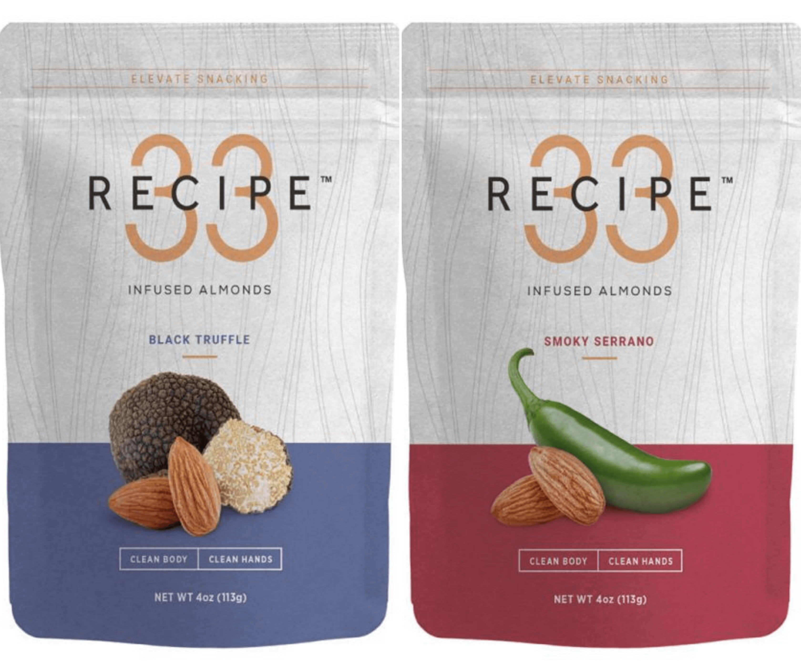 recipe 33 almonds